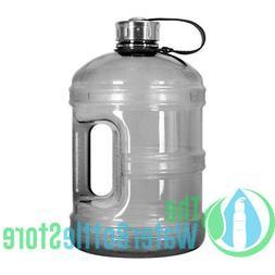 1 Gallon BpA Free Reusable Water Bottle Jug Stainless Steel
