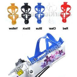 1 PC Bike Bicycle Water Bottle Holder Cage Plastic with Scre