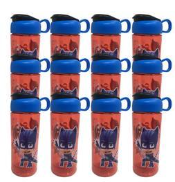 12pcs Zak Designs BPA Free 16.5 oz Boys & Girls Cold Water B