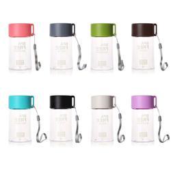 150ML Plastic Water Bottle Mini Cute For Children Kid Portab