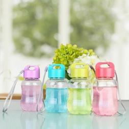 180Ml Plastic Mini Water Bottle For Children Kids Portable L