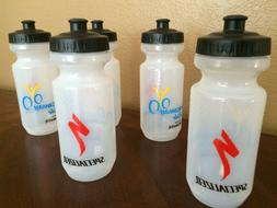 """New Specialized Water Big Mouth Bottles """"Breakaway Ride"""""""