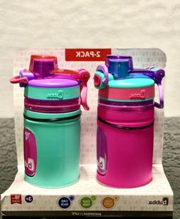 # 2.Bubba Kids Flo Bpa-free Water Bottle With Silicone Sleev
