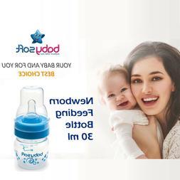 30 ml Milk, Water Drink Bottle Infant Baby Newborn Feeding B
