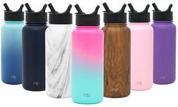 32 oz Summit Water Bottle with Straw Lid - Gifts for Men & W