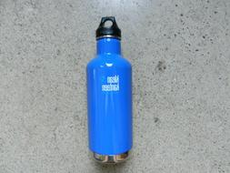 Klean Kanteen 32oz Classic Stainless Steel Water Bottle with
