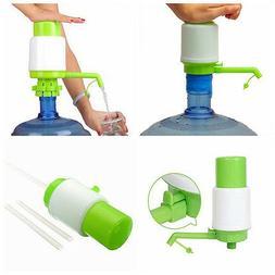 5-6 Gallon Hand Pump for Water Bottle Jug Manual Drinking Ta