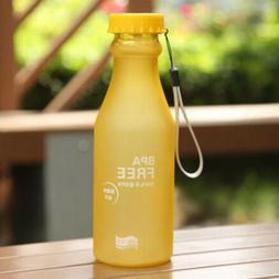Cartoon Style Water bottle Aluminum Travel Child School My D
