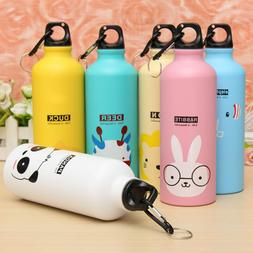 500ML Outdoor Portable Sport Cycling Camping Bicycle Aluminu
