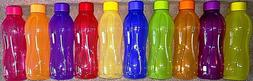 Tupperware - 500ml Water Bottles with NORMAL Cap - MULTIPLE