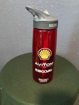 Camelbak 750 ML Eddy Water Bottle Custom, RED SHELL MOTIVA J