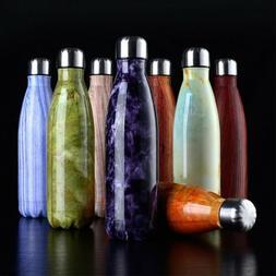 750ml Vacuum Flask Stainless Steel Water Bottle Cup Doublela