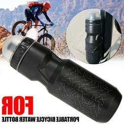 750ml Water Bottle Outdoor Sports Cycling Drinking Hiking Gy