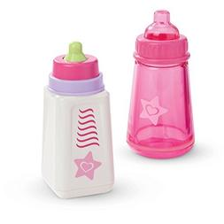 American Girl Bitty Baby - Bitty's Bottle 2-Pack for Dolls -