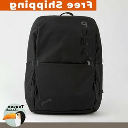 Puma Ace Backpack Black Laptop Sleeve Compartment Dual Slip