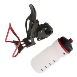 Adjustable Aluminum Bicycle Water Bottle Holder Cages Holder