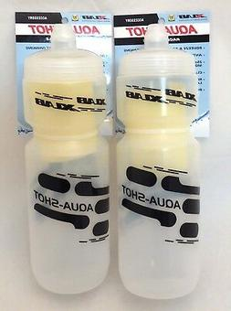 Xlab Aqua Shot Race Water Bottles Pair X-Lab