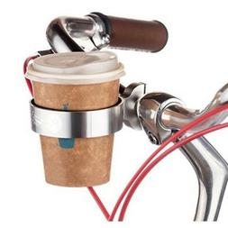Bicycle Cup Holder Bike Coffee Drinks Cup Bottle Holder Hand