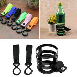 Bike Water Bottle Cage Holder Kid Bicycle Tricycle Cup Mount