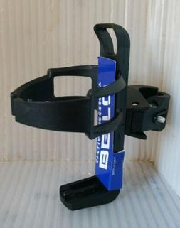 Black MTB Bicycle Plastic Water Bottle Holder Cage with Quic