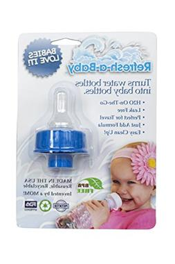 Refresh-a-Baby Bottle Adapter - Multicolor