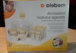 Medela Breastmilk Storage Solution Kit Bpa Free Baby Bottles
