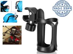 Cup Holder For Stroller Walker Wheelchair Mobility Scooter U
