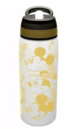 Zak Designs Disney Kids Boys Water Bottles Tritan Straw Mick