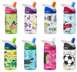CamelBak eddy Kids .4L Water Bottle, 22 Colors