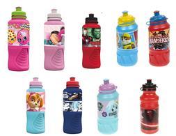 Ergo Kids Sports Bottle Water Drinking Lunchbox School Trave