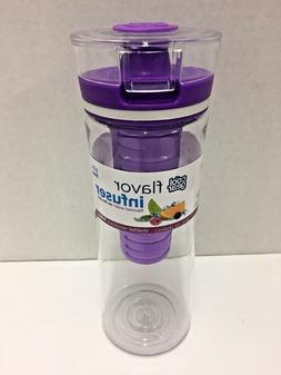 Cool Gear Flavor Infuser Water Bottle 28oz. Shatter Resistan