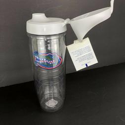 Tervis Florida Gators 24 oz Water Bottle Flip Top Hot Cold G