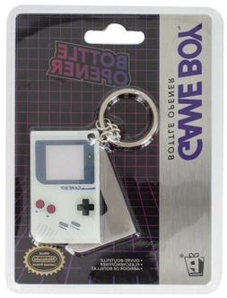 Nintendo Game Boy Key Ring Portable Bottle Opener NEW SEALED