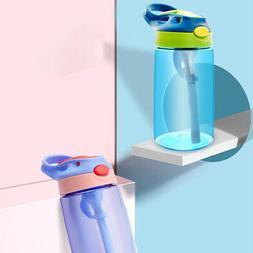 Home Lightweight Water Bottle Children Cup Baby Leak Proof W