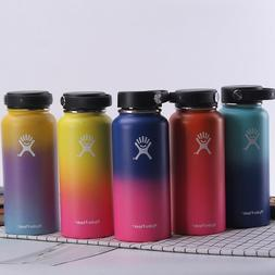 Hydro Vacuum Insulated Flask Stainless Steel Water Bottle Wi