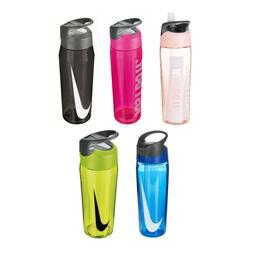 Nike Hypercharge Straw Bottle Sports Gym Drink Bottle