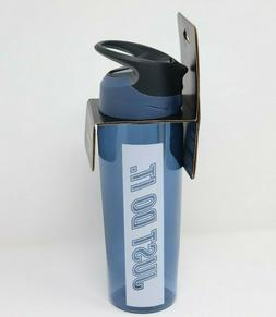 """Nike Hypercharge Straw Water Bottle 24 OZ BPA-Free """"JUST DO"""