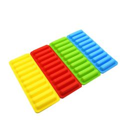 Ice Stick Silicone Cube Tray for Water Bottles BpA Free Narr