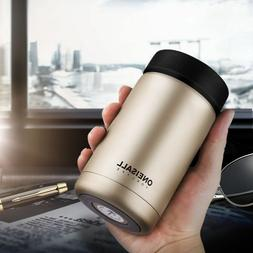 Insulated Flasks Cups 304 Stainless Steel Thermos Mug Water