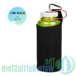 Nalgene Insulated Neoprene 32 oz Bottle Sleeve - Black