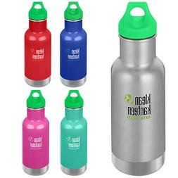 Klean Kanteen Kid Classic 12 oz. Insulated Bottle with Loop