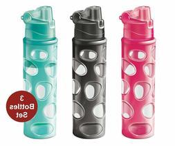 Milton Kids Water Bottle Plastic 25 Oz Large Sports Water Bo