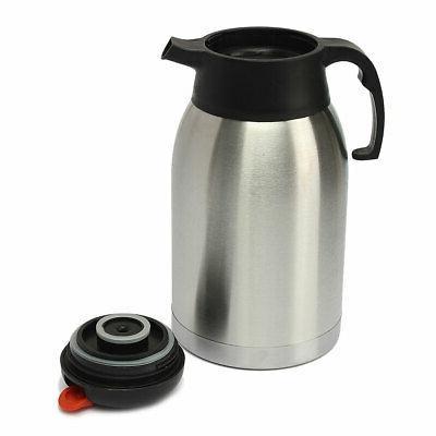 Steel Vacuum Insulated Coffee Tea