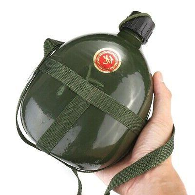 1.5L Military Canteen Bicycle Cup