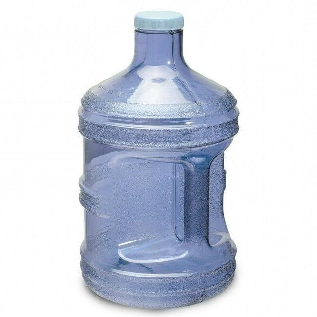 1 gallon and 5 liter bpa free
