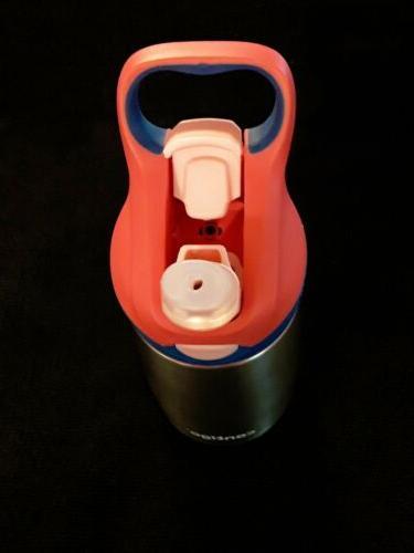 Contigo oz. Striker Stainless Autospout Water Bottle