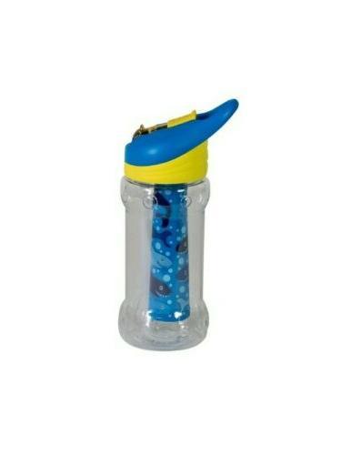 14 oz shark plastic water bottle