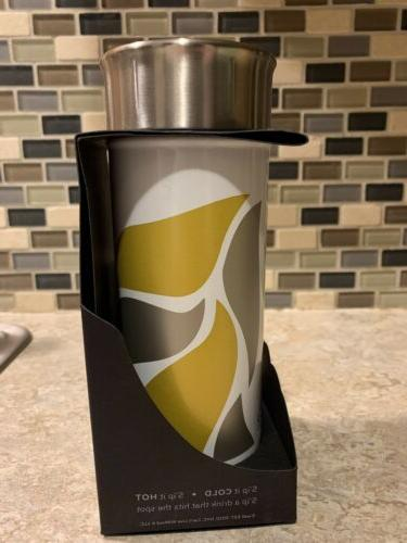 Sip Insulated Water Bottle * Crema