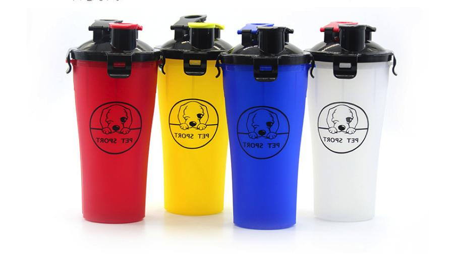 2 in1 Pets Cat Bottles Solicoe COLLAPSIBLE BOWL