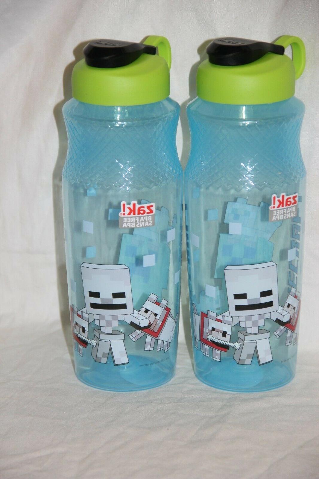 Zak Kids Water Bottle
